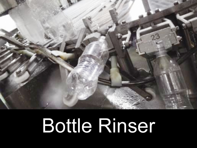 Bottle Rinsing machine Exporters